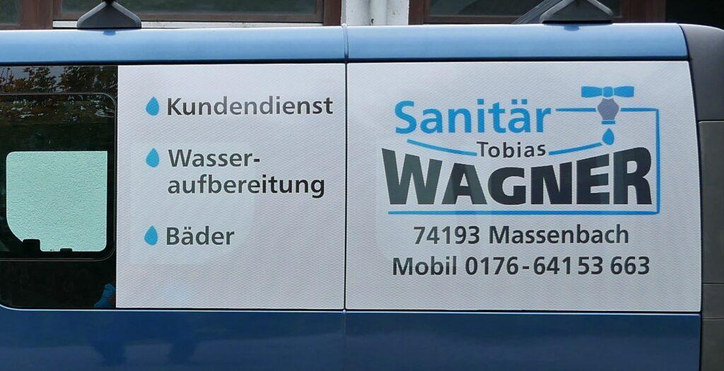 Fahrzeugbeschriftung heilbronn Bild 3 gutsign one