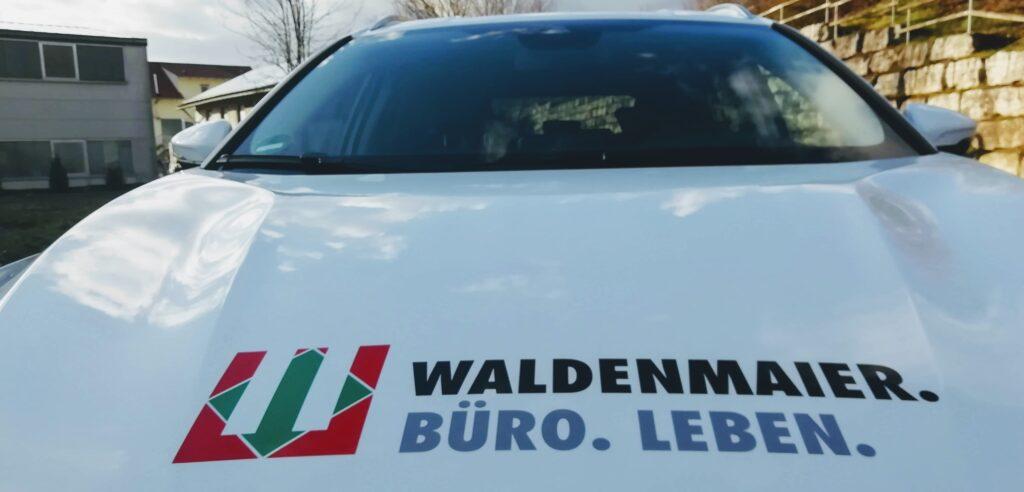 Fahrzeugbeschriftung heilbronn Bild 6 gutsign one